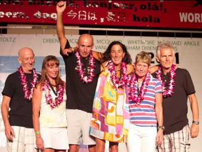 Barbara Peterson's Comeback at XTERRA World Championships 2011
